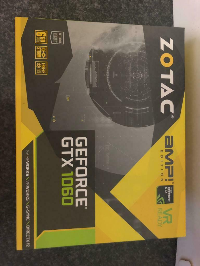 Zotac GeForce GTX 1060 6gb | in Hucclecote, Gloucestershire | Gumtree