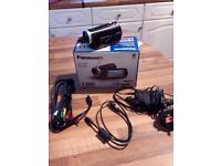 Panasonic HC-V100 Full HD Camcorder Video Camera