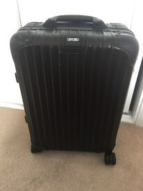 JUST REDUCED FOR QUICK SALE Rimova Black cabin wheel 55 multi wheel