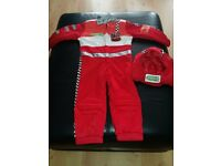 Disney Cars Outfit
