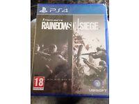 Tom clancy rainbow 6 siege unopened