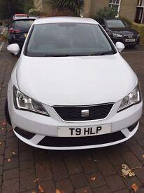 SEAT Ibiza 1.4 16v Toca 5dr White 13reg 22,000 miles