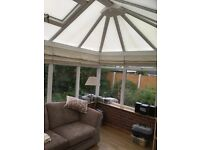 Upvc conservatory 4.6mx3m buyer to dismantel