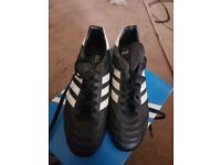 Kaiser 5 football boots ..addidas size 10 football boots only used a couple of times £40ono
