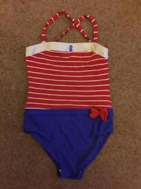 11yo Tu Girl's swimsuit - never worn