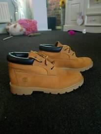 Genuine Timberland Boots Size UK 5