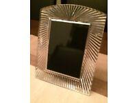 Waterford Crystal Millenium Photo frame