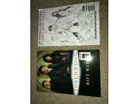 Torchwood dr who rift war graphic novel and comic signed