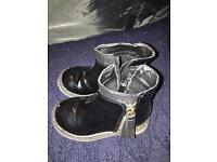 Girls ankle boots Size 5