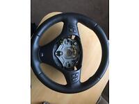 BMW M3 Steering wheel E90 E91 E92 E93