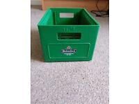 CD box. Heineken