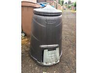 Plastic composter