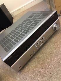 Yamaha AV receiver amp