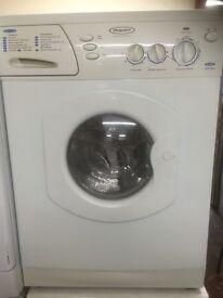 HOTPOINT washing machine 1200 spin £90