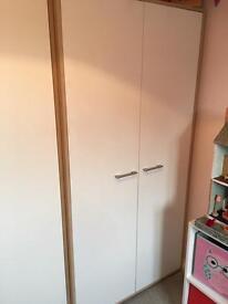 Double wardrobe