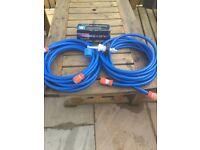 aquaroll mains adapter plus hoses