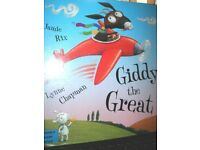 GIDDY THE GREAT KID'S BOOK