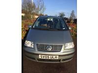Volkswagen Sharan (Not used for minicab at all)