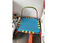 Unisex trampoline