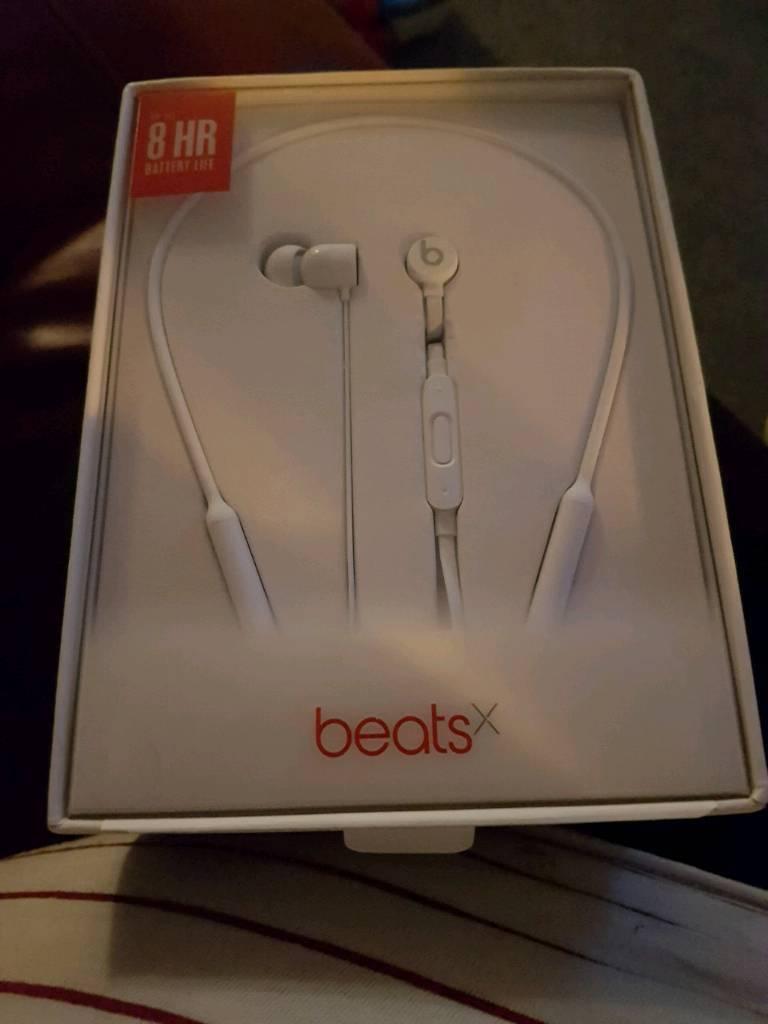 Beats X Earphones Dr Dre
