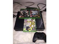 Xbox One with games (SOLD)