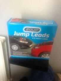 Brand New Jump Leads for Sale