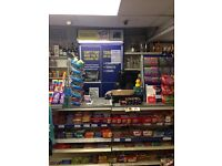 Off licence shop for sale in great location & good condition and running