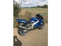 Zx9r swap for enduro bike drz400 wr250 ect