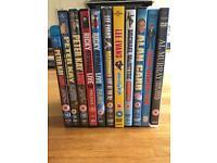 Comedy DVD selction