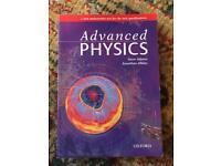 Advanced Physics: Steve Adams & Jonathan Allday