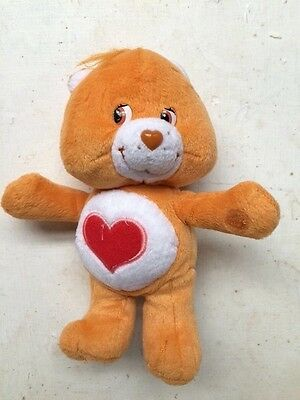 Care Bears orange Tenderheart soft toy