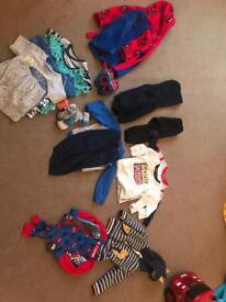 Boys clothes bundle size 1.5/2