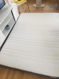 King Mattress / Memory Foam Mattress / IKEA Morgedal / Medium/Firm Mattress