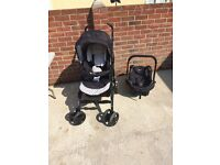 Silver cross 3D baby pram excellent condition