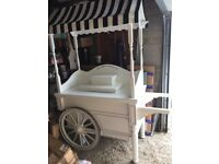 Wedding Sweet Cart / Candy Cart made by Fine Features for sale
