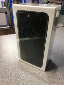 Brand new iPhone 7 Plus -1 year apple warranty