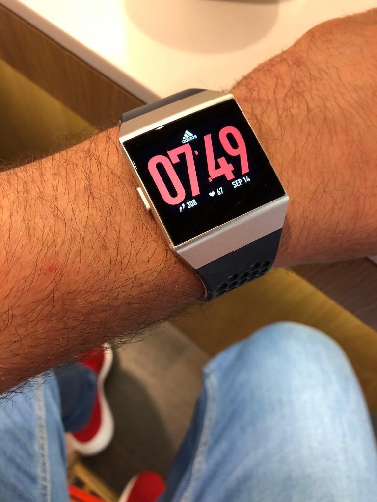 Fitbit Ionic Adidas Ebay Karmashares Llc Leveraging