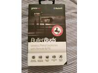 BulletBuds earphones
