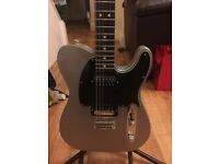 Fender Telecaster Silver Ghost Guitar HH 2016 - Excellent condition
