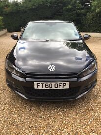 VW Scirocco 2.0tdi BlueMotion GT Re-Mapped