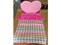 Build a Bear bed and blanket