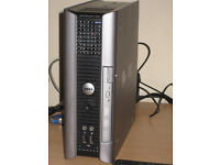 Dell Optiplex 755 PC Tower Core2 Duo 2.60Ghz x 2, 4gb ram, Windows 7, MS Office, can deliver