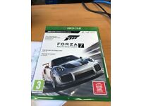 Forza 7 on Xbox One - Brand New and Unopened