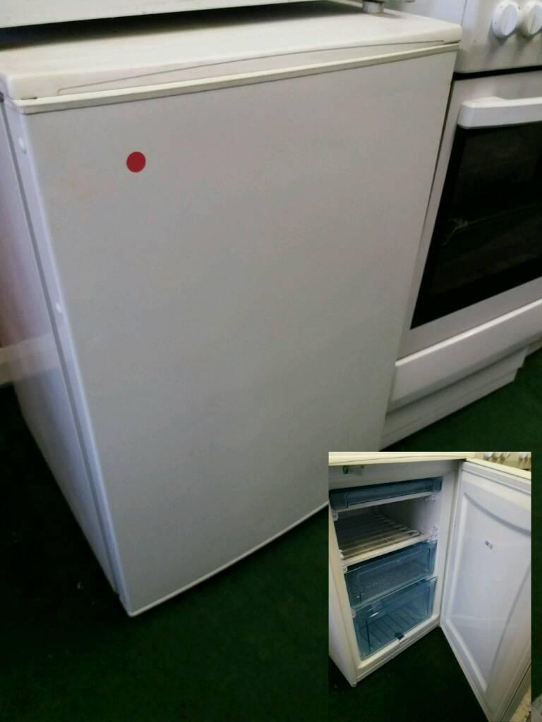 Under bench freezer