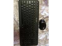 k360 logitech keyboard french layout + trust mouse