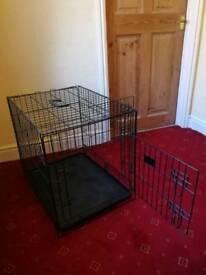 Puppy, /dog cage