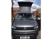 campervan - Immaculate VW T5 Transporter professionally converted by Dorchester Collections