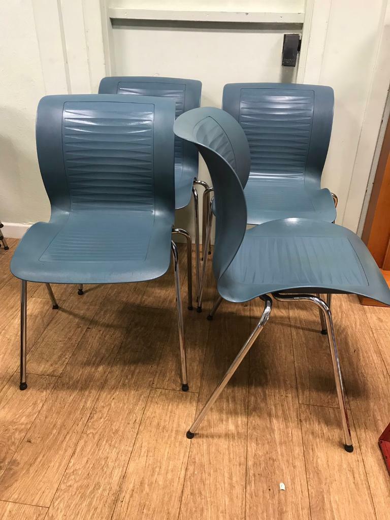 Fritz Hansen Danish Set Of 4 Chairs In Kirkintilloch Glasgow Gumtree