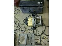 Dewalt dw625e router spears or repairs