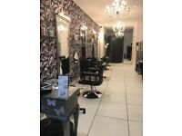Beauty room for rent in busy salon